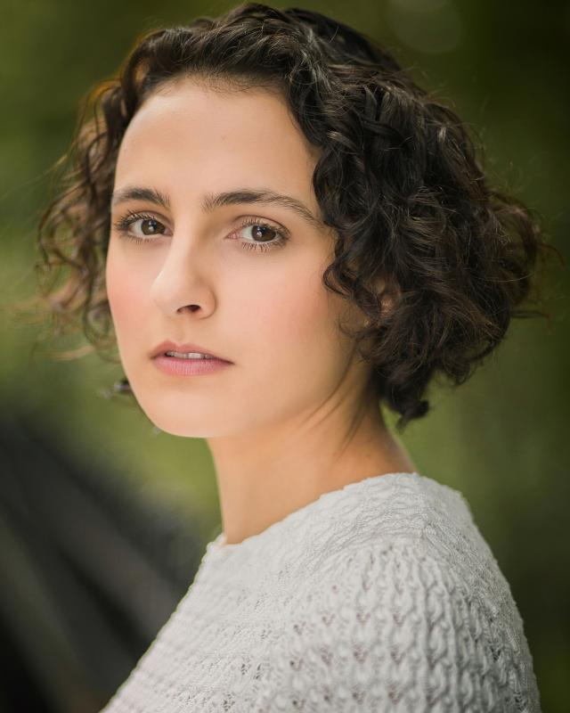 Headshot of actress Michelle Ghatan